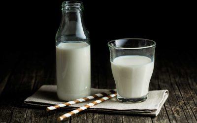 Confuzia dintre diferite componente ale laptelui de vacă